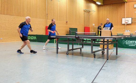 3. Mannschaft Klaus und Andreas