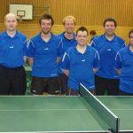 1. Mannschaft Meister 2012