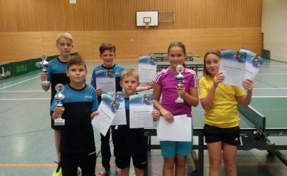 Vereinsmeisterschaften 2018 Jugend
